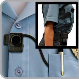 Police body camera.
