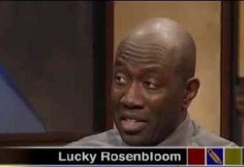 Lucky Rosenbloom, critical of Ramsey County Juvenile Detention Center alleged staff practices. (Photo: YouTube - Fair Use)